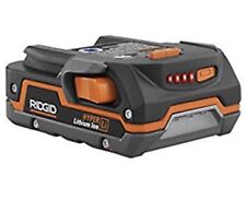 Ridgid 18V 18 Volt 1.5 Battery with Gauge Hyper Li-Ion X4 Compact R840085