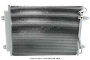 VW PASSAT (2012-2014) A/C Condenser NISSENS + 1 YEAR WARRANTY