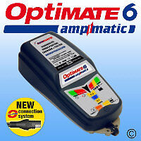 Optimate 6 Ampmatic UK Supplier & Warranty NEW