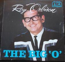 ROY ORBISON The Big 'O' LP