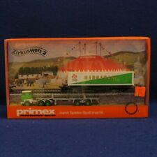 Primex Märklin H0 4585 Zirkuswelt 2  Sarrasani Wagon Truck Set NIB - SEE PICS