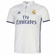 NEW ADIDAS MEN'S REAL MADRID HOME SOCCER JERSEY~SIZE MEDIUM~ #S94992 AUTHENTIC!