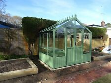 """Clear view, Timber Greenhouse 8ft9"""" x 6ft4"""". 20% deposit to secure your order"""