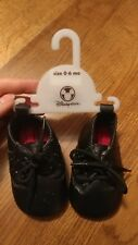 Disney Store Infant Dress Shoes Holiday 0-6 Month New with tags