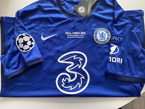 Chelsea Champions League Final Shirt L