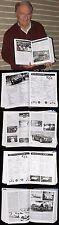 Official SAAC Cobra & GT40 Registry sold by BRE Peter Brock