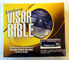 Visor Bible : KJV New Testament On CD ~ Audiobook Reading Audio CD ~ NEW SEALED