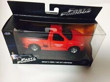 2017-Jada-Fast & Furious-Brian's Ford F150 SVT Lightning Die-Cast