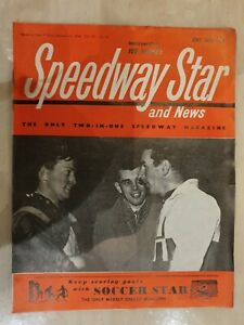SPEEDWAY STAR and News, 11th January 1964 Vol.12 No.43
