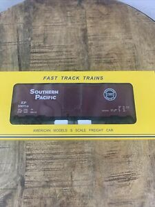 American Models S Scale Model Train - Southern Pacific