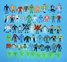 "Ben 10 Creation Chamber Toy Figures  Please READ DESCRIPTION * 2""/ 4-7cm size *"