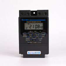 1pcs Timer Switch automatically 220V 25A LCD Digital Micro-computer On-OFF