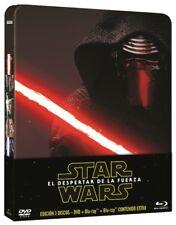 Películas en DVD y Blu-ray en blu-ray: b, Star Wars: El despertar de la fuerza Desde 2010