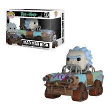 Rick and Morty Mad Max Rick Pop! Ride Vinyl Figure Funko #37