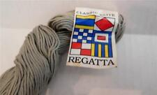 Classic Elite Yarns~Regatta~100% Cotton Yarn~Brazil~#3021 Grey~123yds.