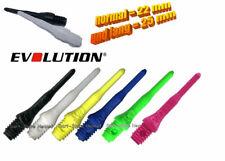 EVO Dart Spitzen EVOLUTION - Stückzahl & Farbe wählbar, versandkostenfrei