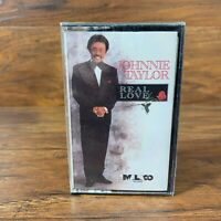 Johnnie Taylor Real Love Cassette Tape New Sealed