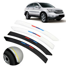 Car Wheel Arch Trim Fender Flare Eyebrow Protector Sticker Decals M performance