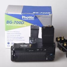 Phottix BG-700d per canon 700d 650d 600d 550d impugnatura battery grip