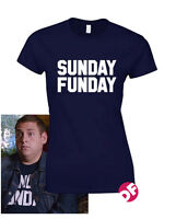 SUNDAY FUNDAY 22 Jump Street (Petite fit) softfeel Tshirt Suns out Guns Out NEW