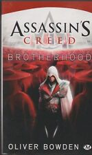 ASSASSIN'S CREED tome 2 Brotherhood Oliver Bowden roman Milady en français