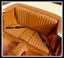 MERCEDES 107 SL REAR JUMP SEAT, MB TEX BACK SEAT, 72-89, ALSO FITS 280SL & 500SL