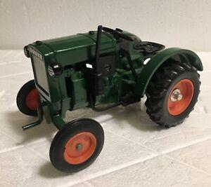 """Deutz """"Bauernschlepper"""" Diesel Toy Tractor NIB"""