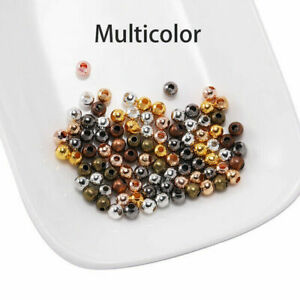 2-10mm Round Spacer Beads Wholesale Ball End Beads For Jewelry Making
