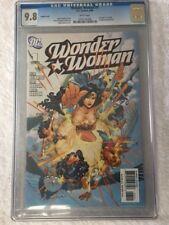 Wonder Woman #1 Variant Cover 2006 CGC 9.8 0745142006 Comic