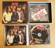 AC/DC-HIGHWAY TO HELL-LTD.EDITION FANS CD BOX SET-BRAND NEW-INCLUDES:SOUVENIRS