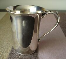 CAMUSSO STERLING SILVER BABY CUP 925 MADE IN PERU.