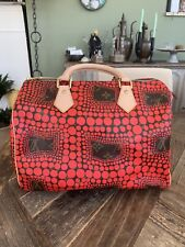 Louis Vuitton X Yayoi Kusama Speedy 30 Borsa In Pelle Limited Edition