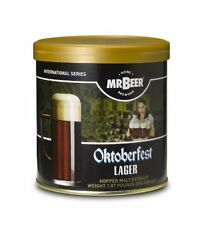 Mr. Beer Oktoberfest Lager Home Brewing Beer Refill Kit , New, Free Shipping