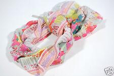 Neu Coccinelle großes Tuch Schal Halstuch Scarf 190cm x 100cm (119) 1-16