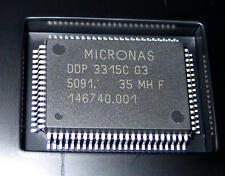 1 x DDP3315C Display and Deflection Processor Ablenk- u. Video-Prozessor (M4665)