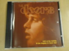 CD / THE DOORS - LIVE AT THE MATRIX IN LOS ANGELES IN MARCH 1967