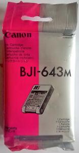 Canon Original BJI 643M magenta für BJC800/820  BJP C80/81 OVP  Rechn. mit MwSt.