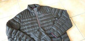 Tommy Hilfiger Herren Daunen down jacke jacket wandern trekking packable xl coat