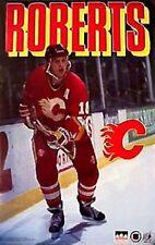 1994 Gary Roberts Calgary Flames  Original Starline Poster OOP