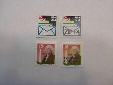 United States 2149 - 2150 Washington and Zip Code Set