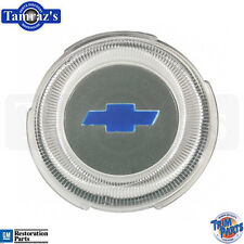 1967 Chevrolet Bowtie Steering Wheel Horn Button Cap Emblem - Made in the USA