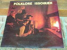 33 tours Folklore Issoirien ISSOIRE