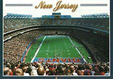 The Meadaowlands, New Jersey, Football Stadium, New York Giants NFL --- Postcard