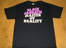 BLACK SABBATH MASTER OF REALITY T- SHIRT ~ BRAND NEW ~ SIZE LARGE