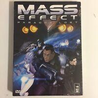 Mass Effect Paragon Lost DVD Nuevo en Blíster c19