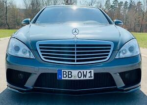 Frontstoßstange für Mercedes Benz W221 AMG Black Series Stoßstange S65 S63