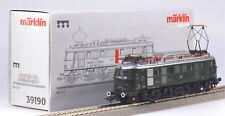 Märklin #39190 HO C-Sine Digital DB Class E19 Electric Locomotive New/Box 2002