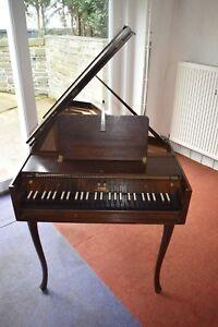 """Old Harpsichord Neupert-Modell """" Telemann Nr.16289 From 1937 (12-2017)"""