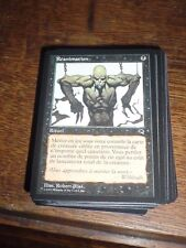 MTG Magic the Gathering REANIMATION Tempest French NEW RARE