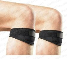 2x MAGNETIC NEOPRENE KNEE SUPPORT BRACE STRAP BELT PATELLA ARTHRITIS PAIN RELIEF